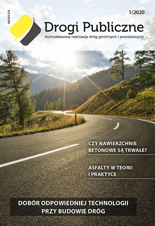 Drogi Publiczne wydanie nr 1/2020